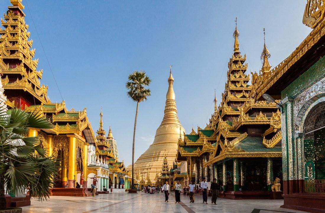 Найпидо - столицата на Мианмар