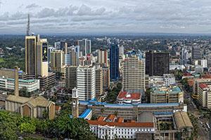 Найроби - столицата на Кения