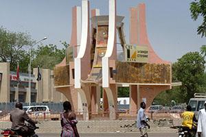 Нджамена - столицата на Чад