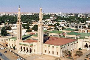Нуакшот - столицата на Мавритания