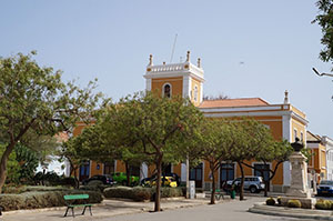 Прая - столицата на Кабо Верде