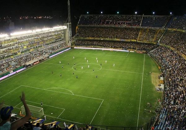Стадион Бока Хуниорс