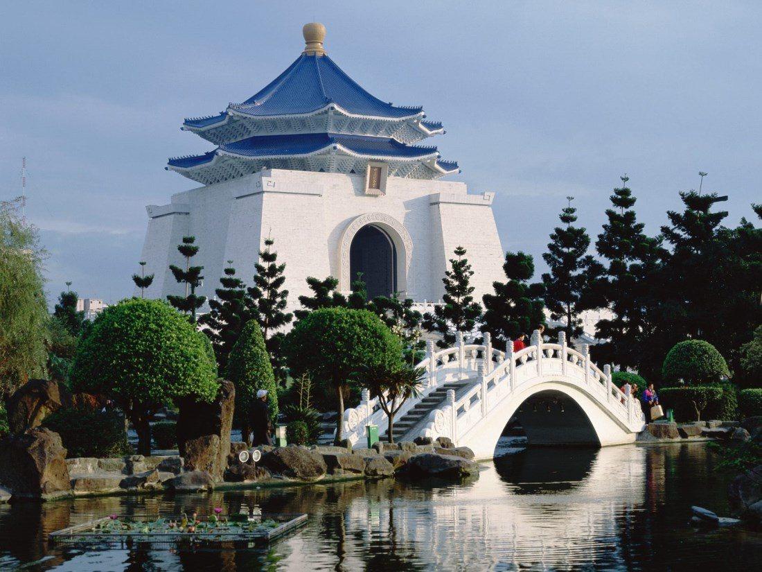 Тайпе - столицата на Тайван