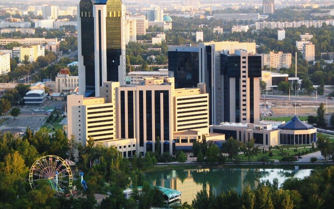 Ташкент - столицата на Узбекистан