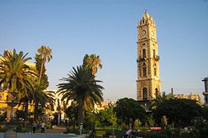 Триполи - столицата на Либия