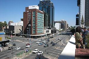 Хараре - столицата на Зимбабве