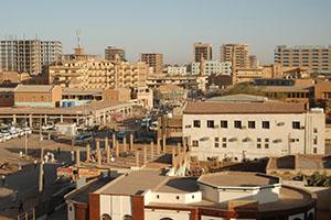Хартум - столицата на Судан