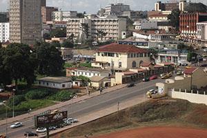 Яунде - столицата на Камерун