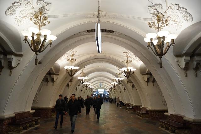 Метрото в Москва
