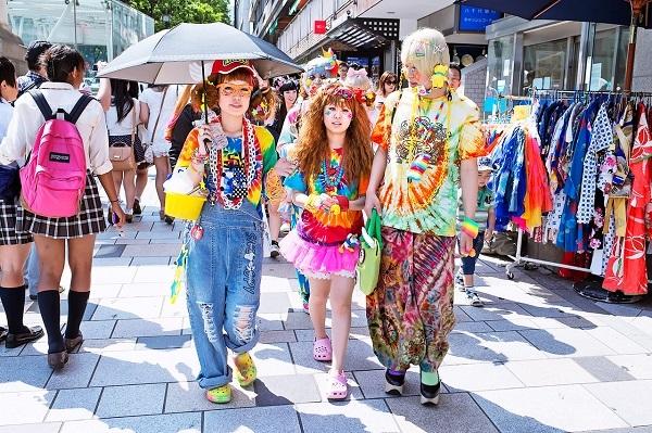 Мода в Токио