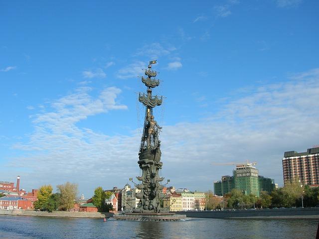 Статуята на Петър Велики