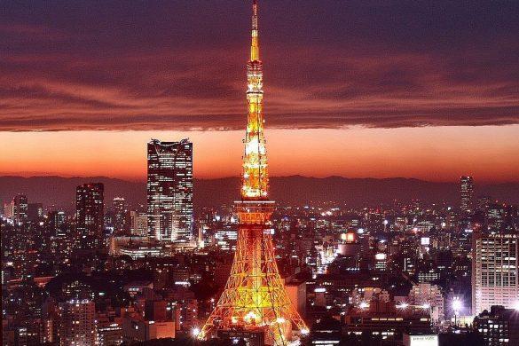 Факти за Токио