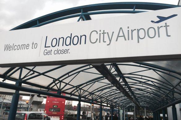 летища в Лондон