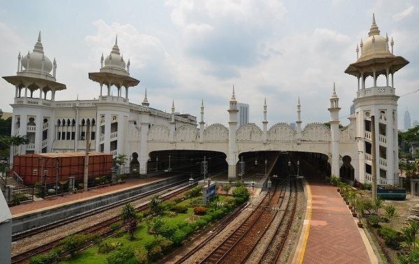 ЖП гара Куала Лумпур