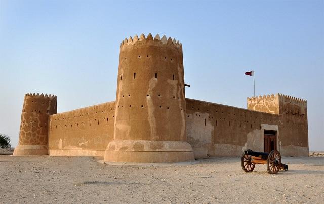 Крепостта Доха