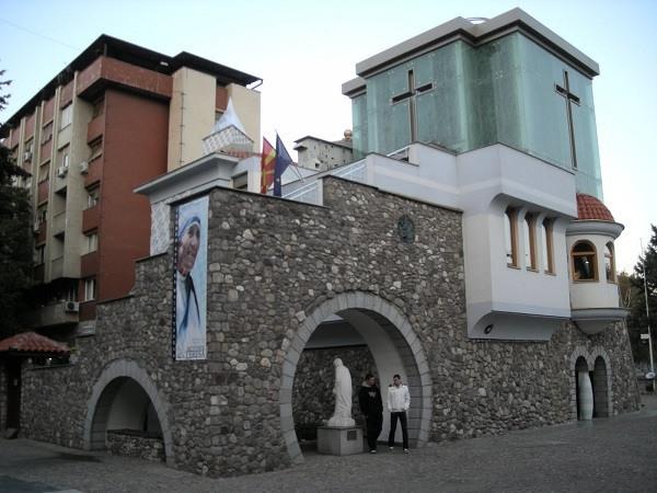 Къщата на Майка Тереза