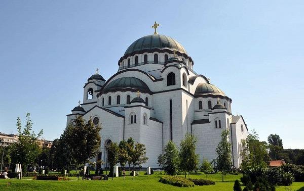 Храм Свети Сава