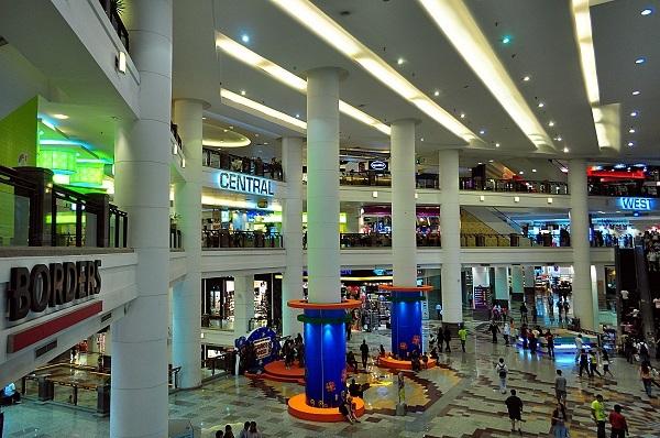 Berjaya.Times.Square Куала Лумпур
