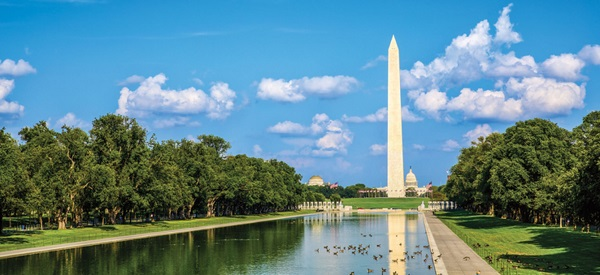 Паметник Вашингтон