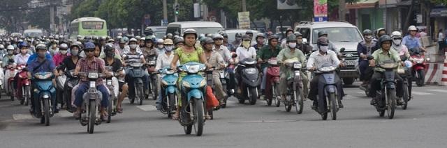 Шофиране във Виетнам