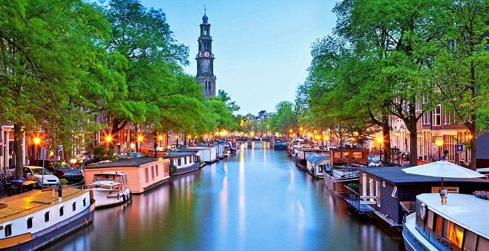Каналите на Амстердам